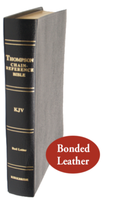 Thompson Chain Reference Bible | Standard Size | Bonded Leather