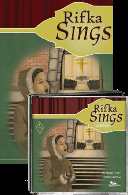Rifka Sings audio & book value pack
