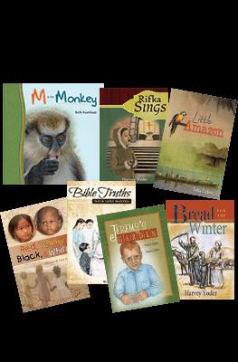 Children's Seven book value pack