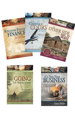 Five Gary Miller Books value pack