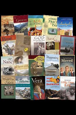 Harvey Yoder 20-Book value pack