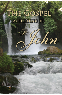 Gospel of John booklet