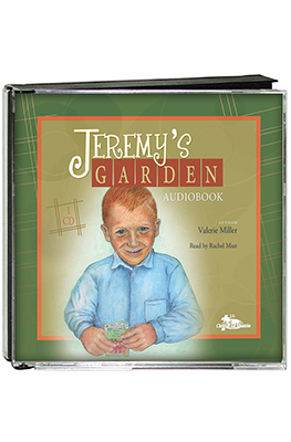 Jeremy's Garden Audio CD