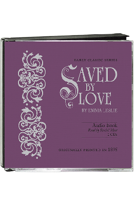 Saved By Love Audio CD