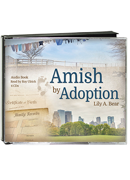 Amish By Adoption Audio CD