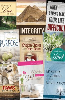 Christian Living~ Nine Book Value Pack