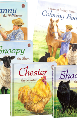 Pleasant Valley Farm 5 Book Value Pack