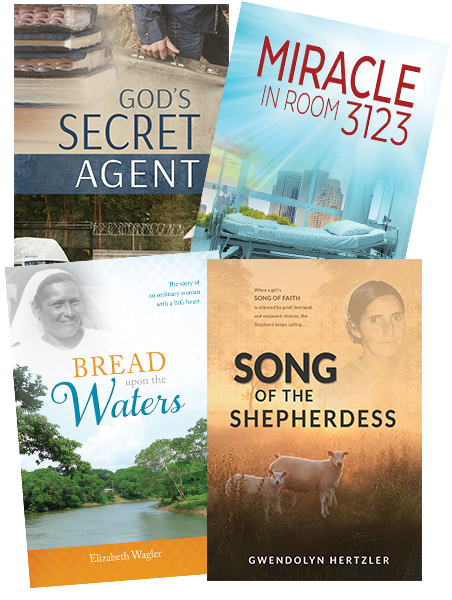 Fall 2017 Inspirational Reading Four book Value Pack